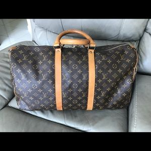 🌺Louis Vuitton Keepall 🌺🌺🌺🌺🌺🌺🌺🌺🌺🌺🌺🌺